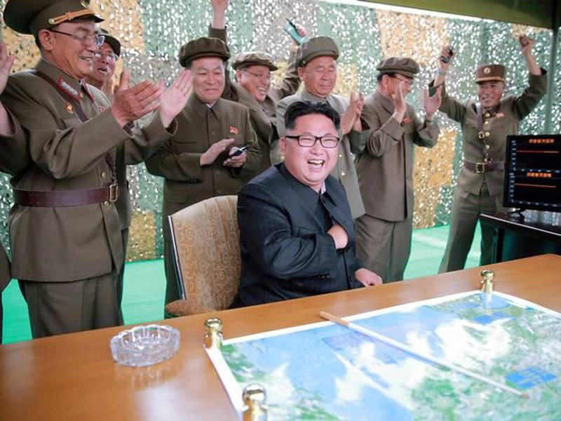 North Korea fires missile which lands in sea off Japan via @TOIWorld