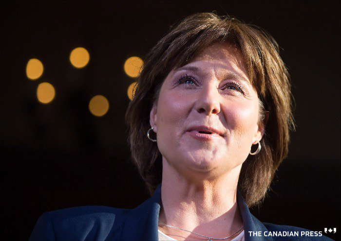 BREAKING Former B.C. premier Christy Clark will resign as leader of the provincial Liberal party. More info coming