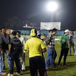 Night cricket bowls off tonight at Lugogo
