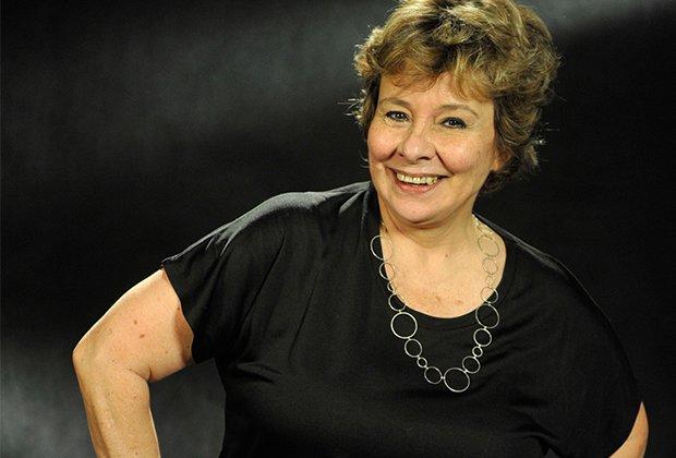 Debora Duarte. Foto do site da RD1 que mostra Aos 67 anos, Débora Duarte pede emprego e revela que foi viciada em cocaína