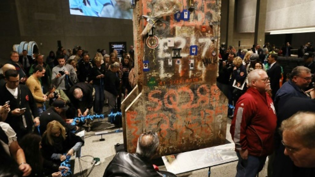 New York's 9/11 museum draws 10 million visitors