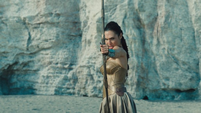 Does WonderWoman have a real shot to compete for Best Picture at the Oscars?