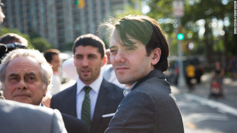 Did Martin Shkreli commit fraud? That's now up to a jury