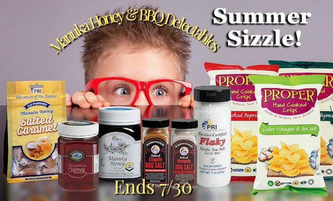 Manuka Honey Gift Set Giveaway-1-US-Ends 7/30
