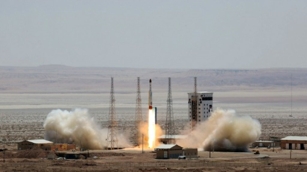 US imposes new sanctions targeting Iran's ballistic missile program
