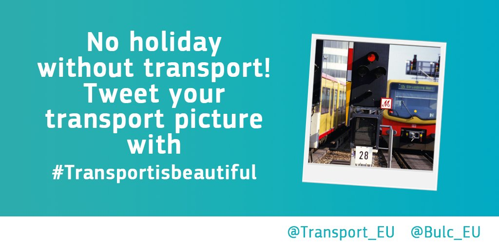 test Twitter Media - Travelling this summer? Snap & tweet #TransportIsBeautiful pictures and join the summer campaign! https://t.co/tbjpDKxwmC https://t.co/KMOhYPy8Tv