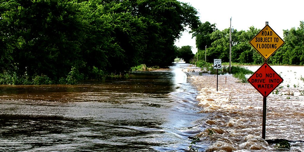 State Police Warn Motorists Of Possible Flooding Dangers
