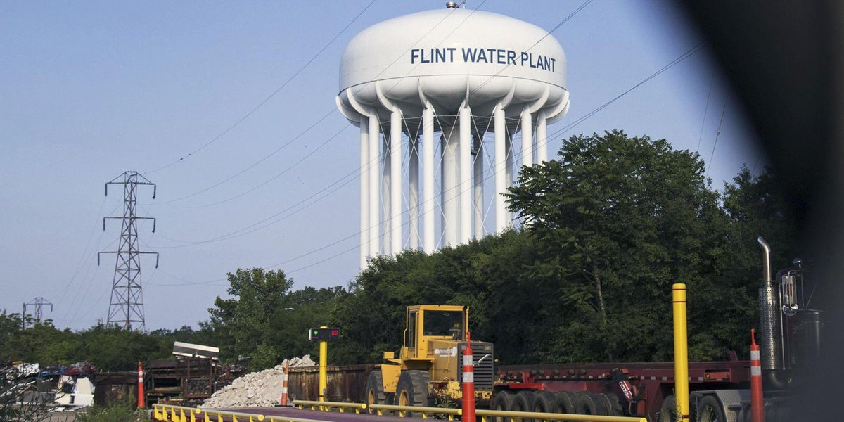 Lifetime movie 'Flint' dramatizes city's water crisis
