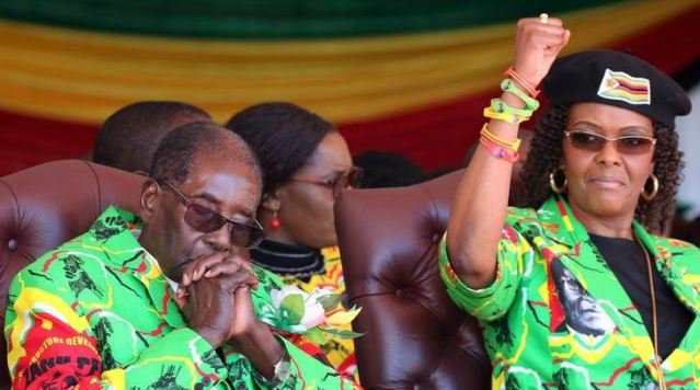 Not going anywhere, not dying: Zimbabwe President Robert Mugabe