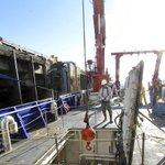 University research vessel launches Bering research program