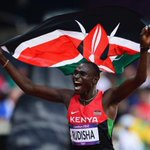 Rudisha ready to shine at London again