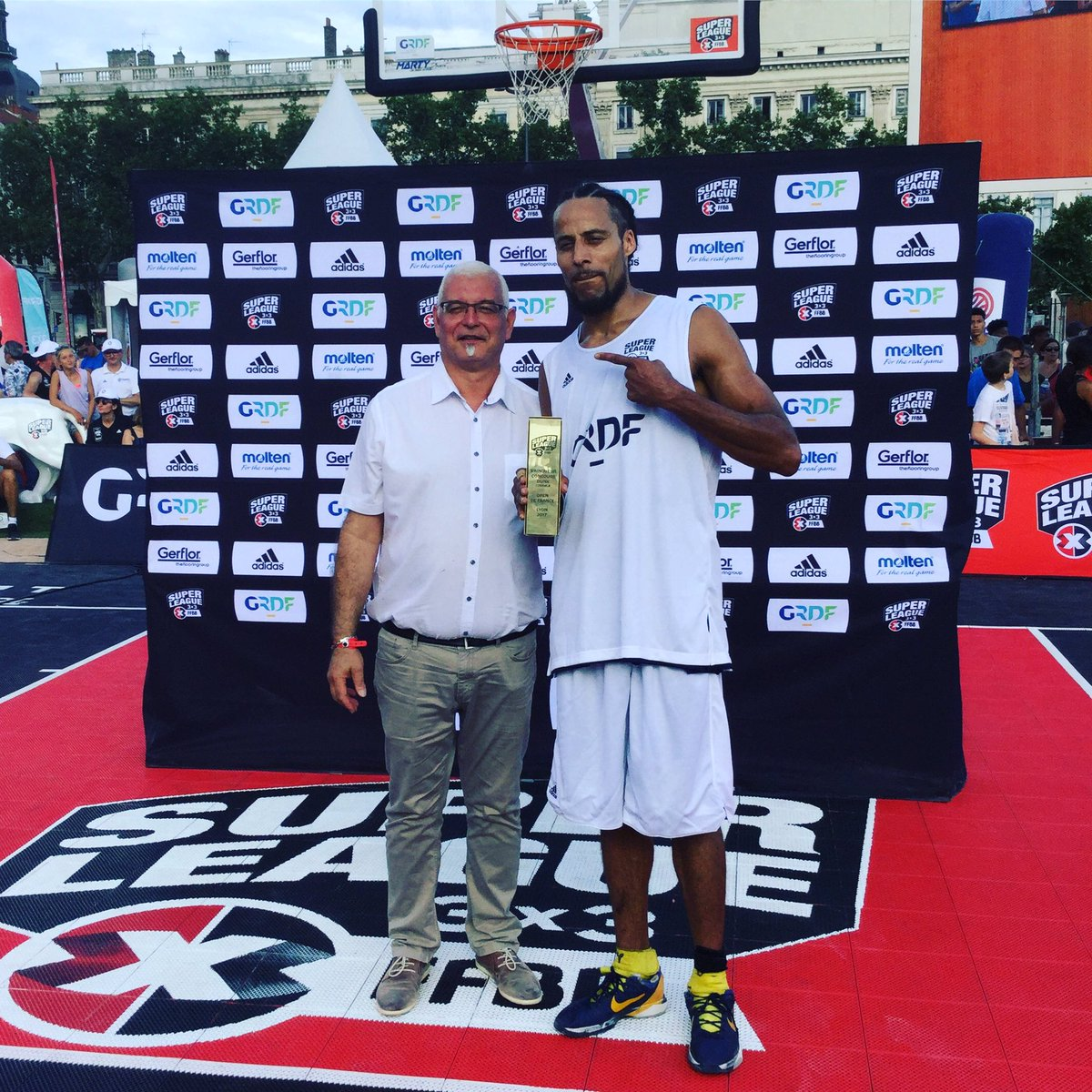 #Superleague3x3
