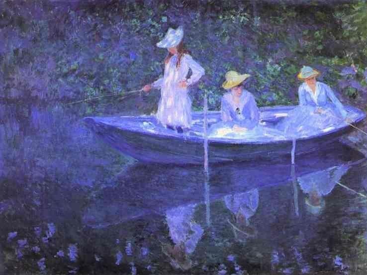 Claude Monet https://t.co/MeRk5NoP7c