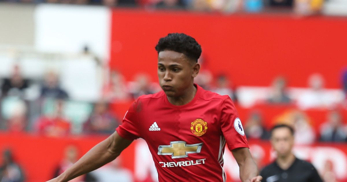 Manchester United starlet Demi Mitchell embracing new position