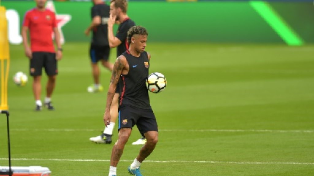 Football: Neymar set for China trip as speculation mounts