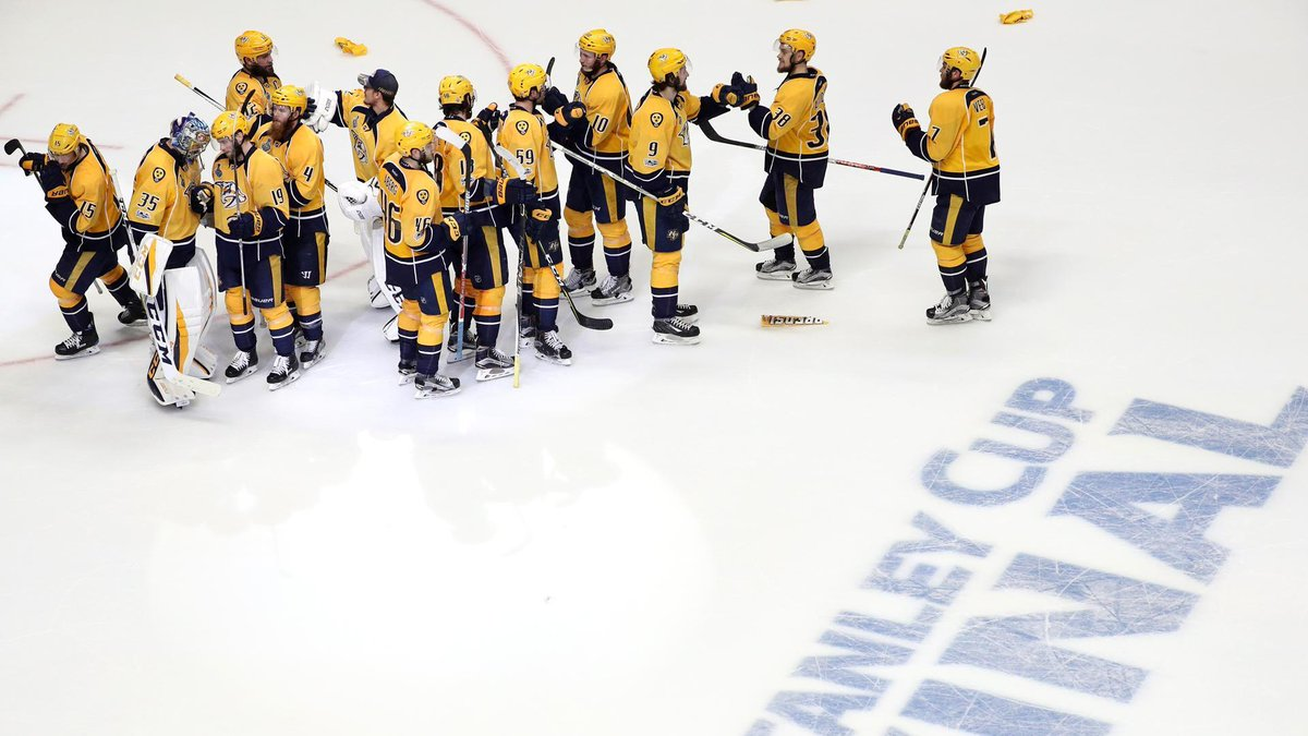 How a Canton High grad with no NHL experience landed in Nashville