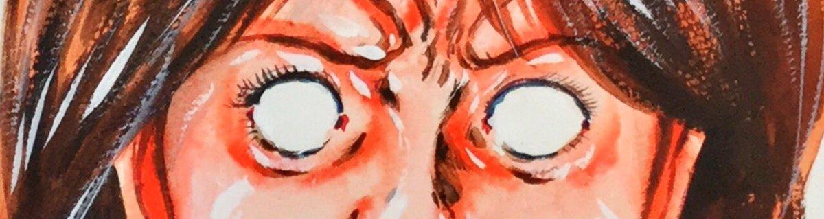 今日深夜のテレ東『闇芝居』は、私作画の回。『ひよっこ』・直虎アニメ的劇メーションの面白さ(笑)で、貴方は果たして恐怖を感
