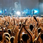 Fire extinguished at Barcelona music festival