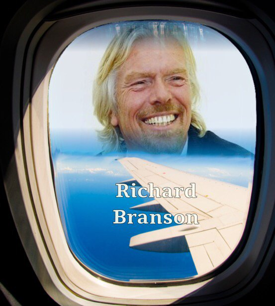 Happy Birthday Richard Branson, James Norton, Sydney Wade, Lucy Hutchinson & Audrey Landers