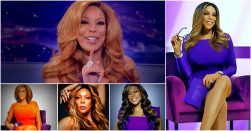 Happy Birthday to Wendy Williams (born July 18, 1964)