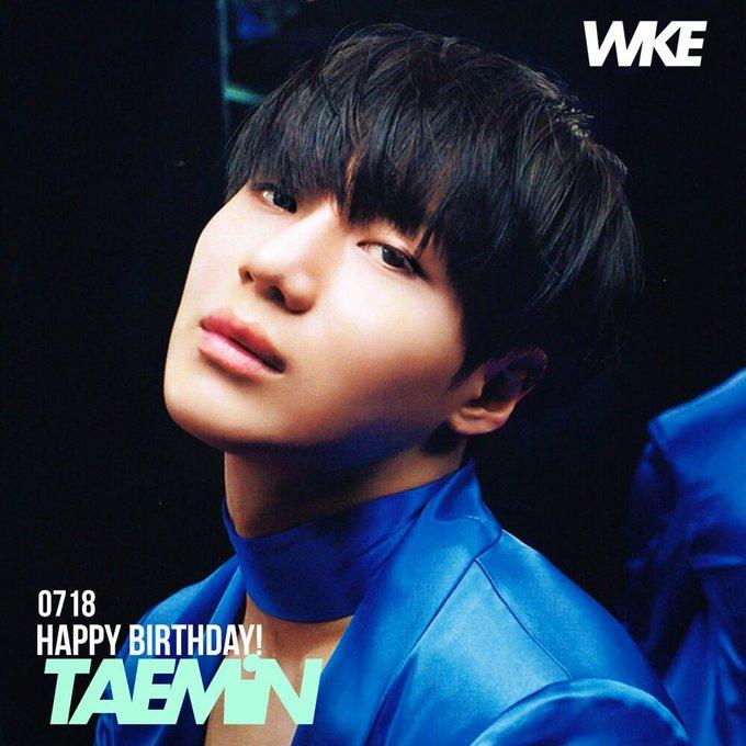 Happy Birthday to SHINee\s Lee Taemin!