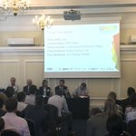 Thank you to #LENDERS panelists: Andrew Sutton @BRE_Group, Philip Selwood @EnergySvgTrust, Chris Jofeh @ArupGroup 1/2