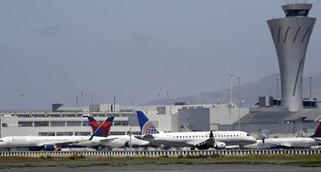 The NTSB has interviewed an Air Canada captain over a close call on San Francisco taxiway