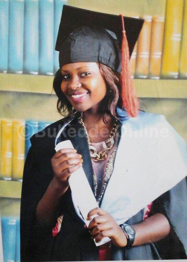Eyatomeddwa emmotoka ya Lumumba n'afiirawo azuuse: Muwala wa munnamagye eyafiira e Somalia