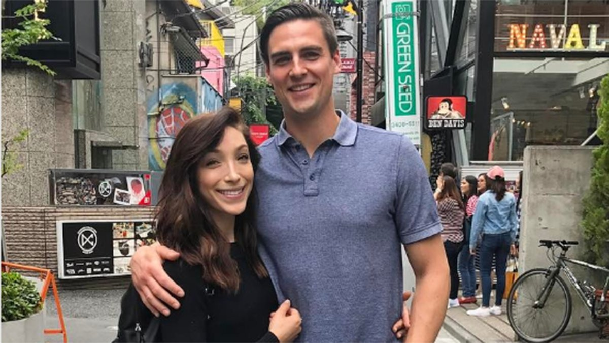 Michigan Olympian Meryl Davis gets engaged to Fedor Andreev