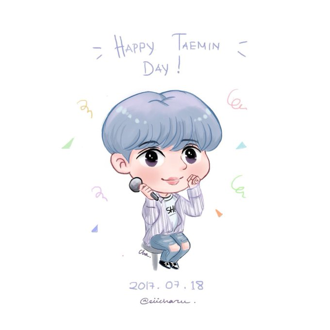 Happy Belated Birthday Lee Taemin!