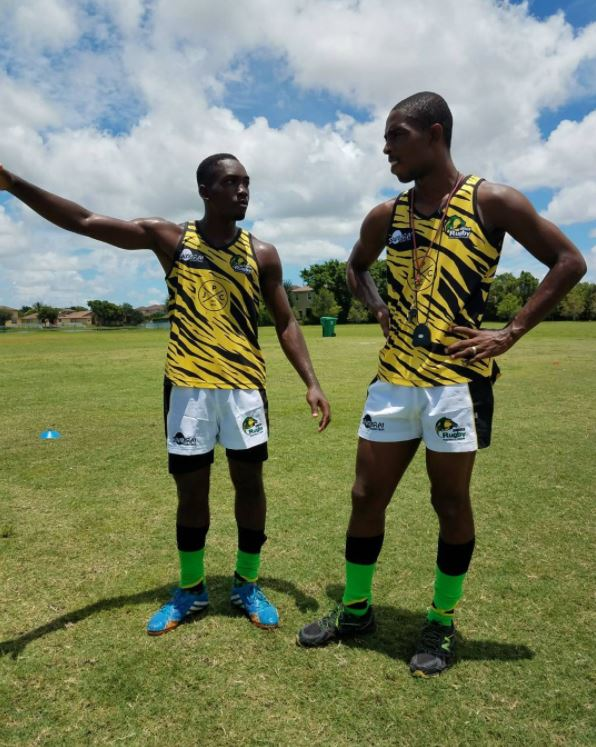 test Twitter Media - Great to see @Jamaica_Rugby loving their custom made Samurai vests! #SamuraiFamily https://t.co/ZPCvJIwMy6