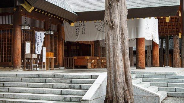 北海道神宮で「WWW.WORKING!!」聖地巡礼 (3/5)