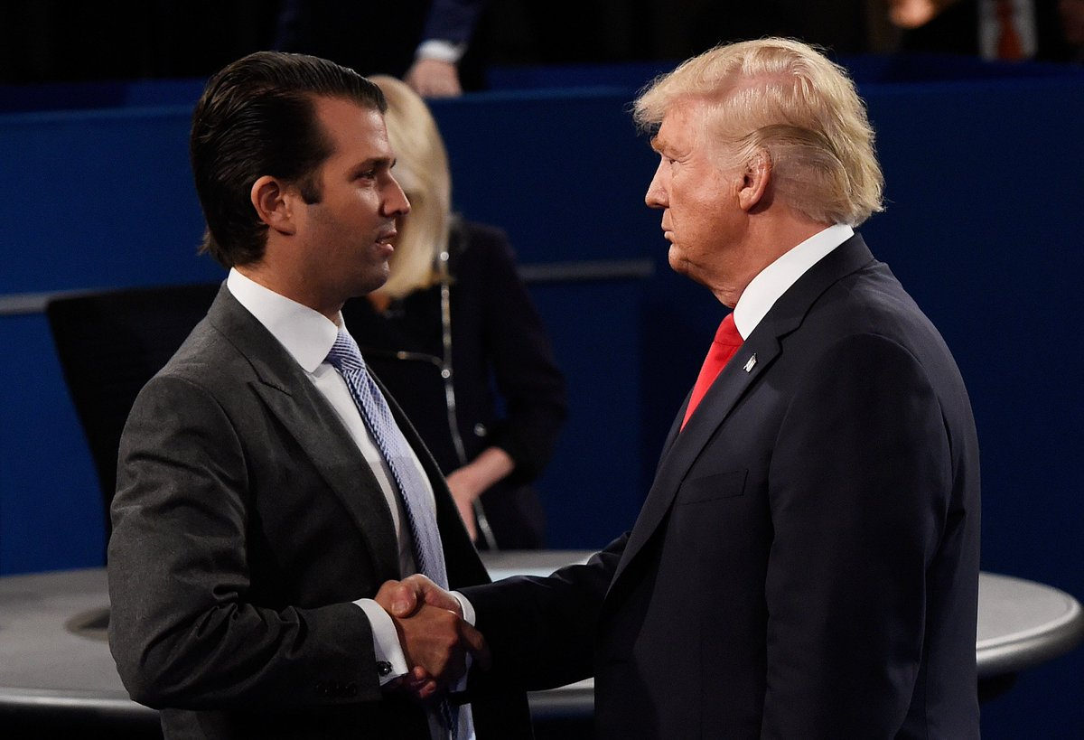 "Americans tell President Donald Trump: ""You raised a liar"""