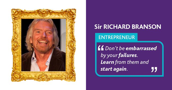 Happy Birthday to one of Britain s most prolific entrepreneurs, Richard Branson!