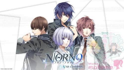 NORN9 ノルン+ノネットはいいぞ!!!超豪華声優陣に魅力的なキャラクターが勢揃い!!3人のヒロインと1人につき3人の