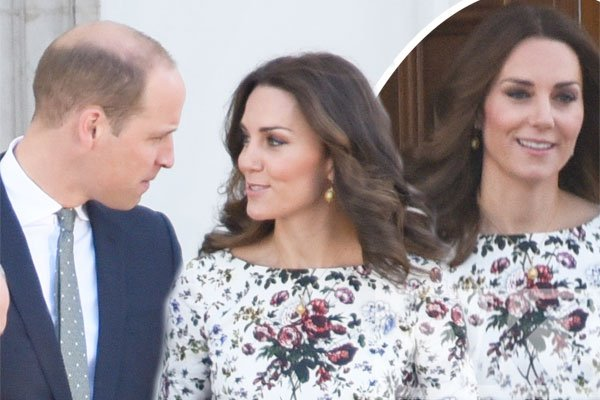 Kate Middleton has got everyone talking as she steps out in Poland – but can you see why?