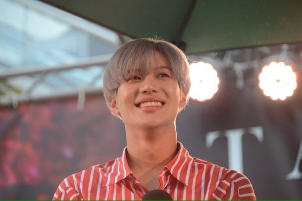 To more years of success,passion,dreams and happiness. Happy Birthday once again, Lee Taemin