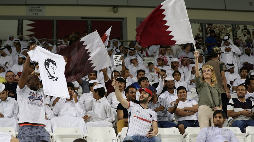 FIFA: No effort to take away 2022 World Cup from Qatar