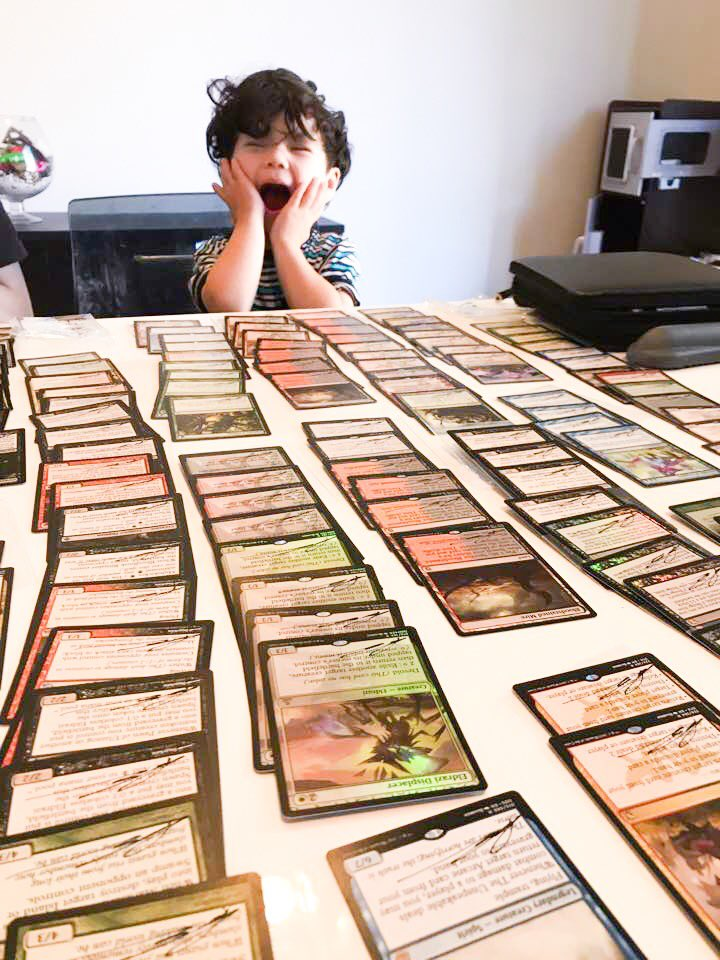 test Twitter Media - Signing cards is very exciting. #mtg https://t.co/MC8FBvZCK4
