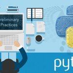 Preliminary Practices On Python Programming