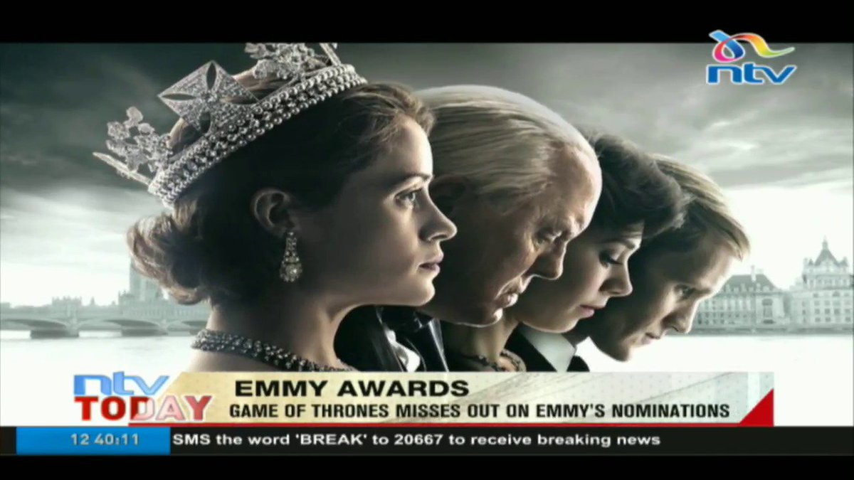 Game of Thrones misses out on Emmy Awards Nominations