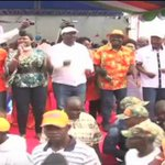 Raila Odinga alleges Jubilee has 'rigged' future of Kenya's youth
