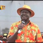 Opposition rallies supporters in Homa Bay