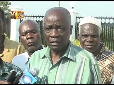 Butere residents critisize the County Government over a move to block an investor