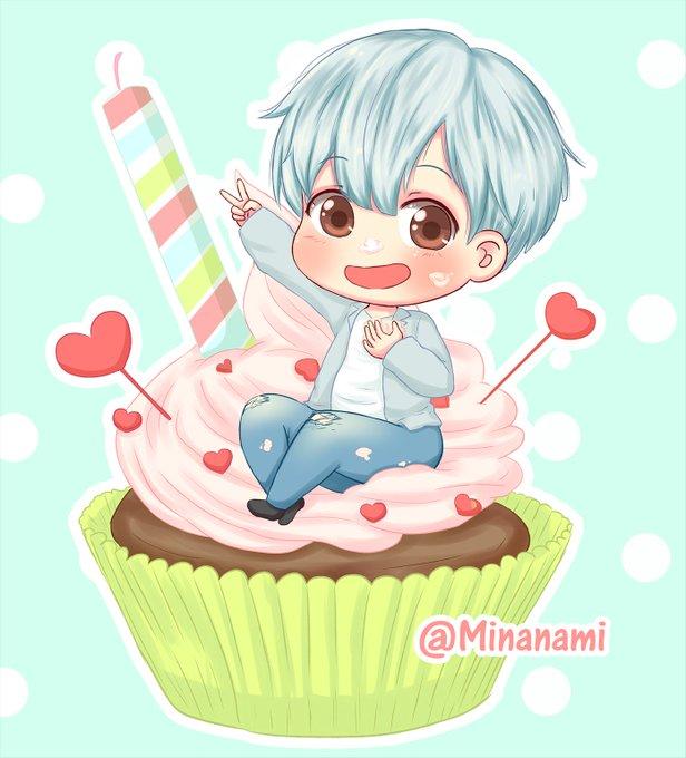 Happy birthday, Lee Taemin!  Algo pequeño, para mi niño favorito <3