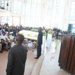 VP Samia mourns Mwakyembe's wife