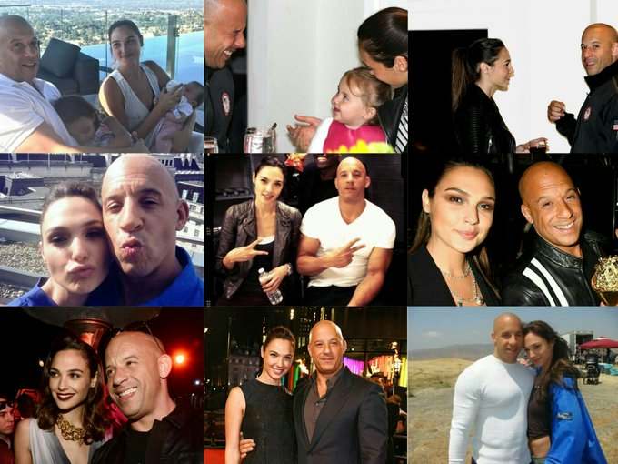 Happy birthday Dom aka Vin Diesel
