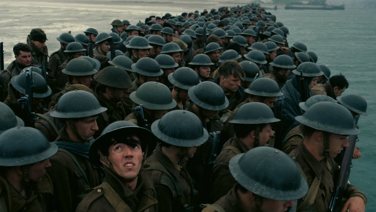 Oscars: Can Dunkirk go where no Christopher Nolan movie has gone before?