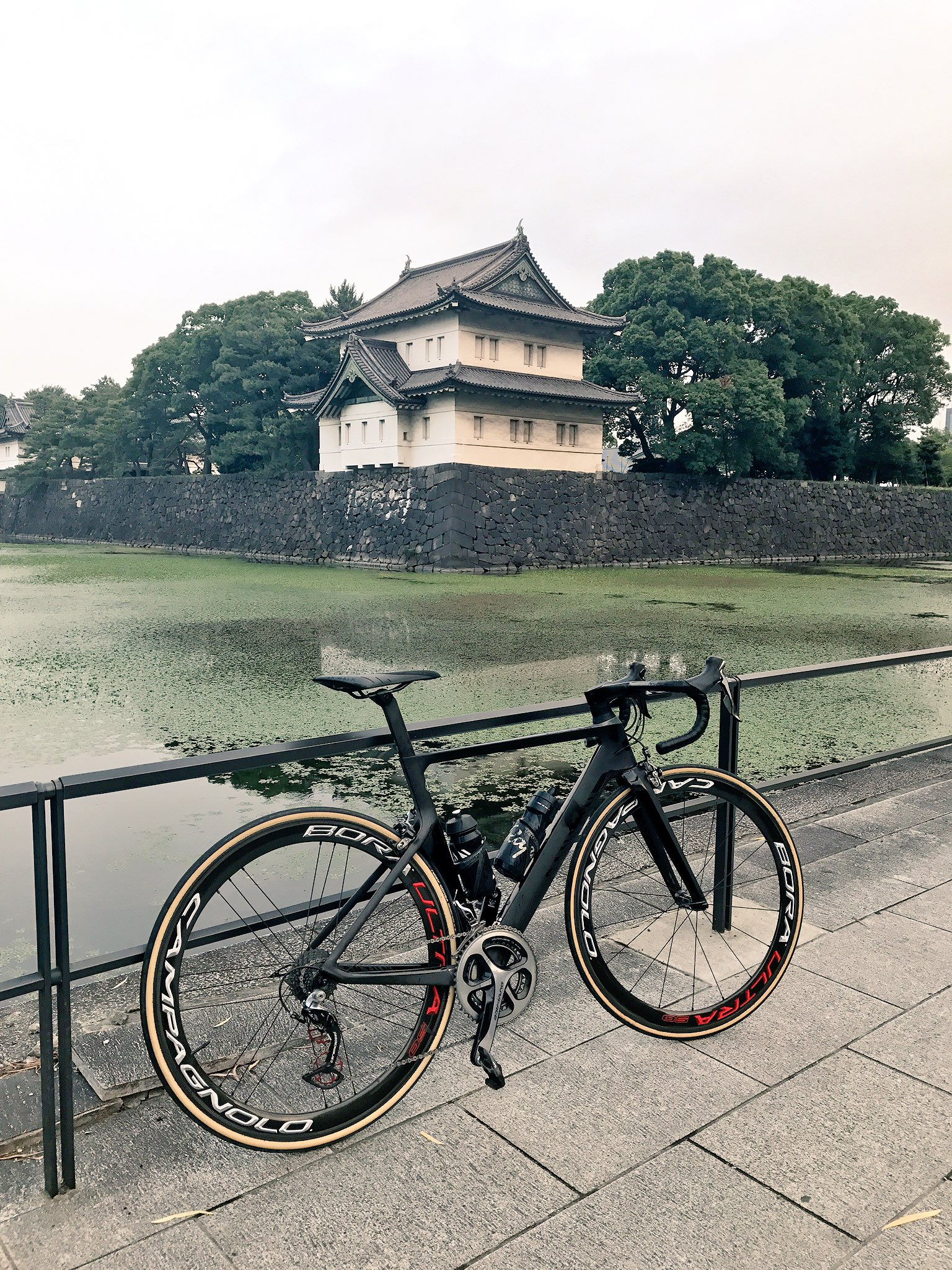 今朝は5時から63km走りました。菅生に向けて準備万端です。 https://t.co/w6WyzbIopb