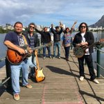 Rio Hosts Free Blues Festival on the Lagoa this Weekend